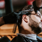 slobeautycollege SLO Beauty College San Luis Obispo haircut style cut barber fade beard trim